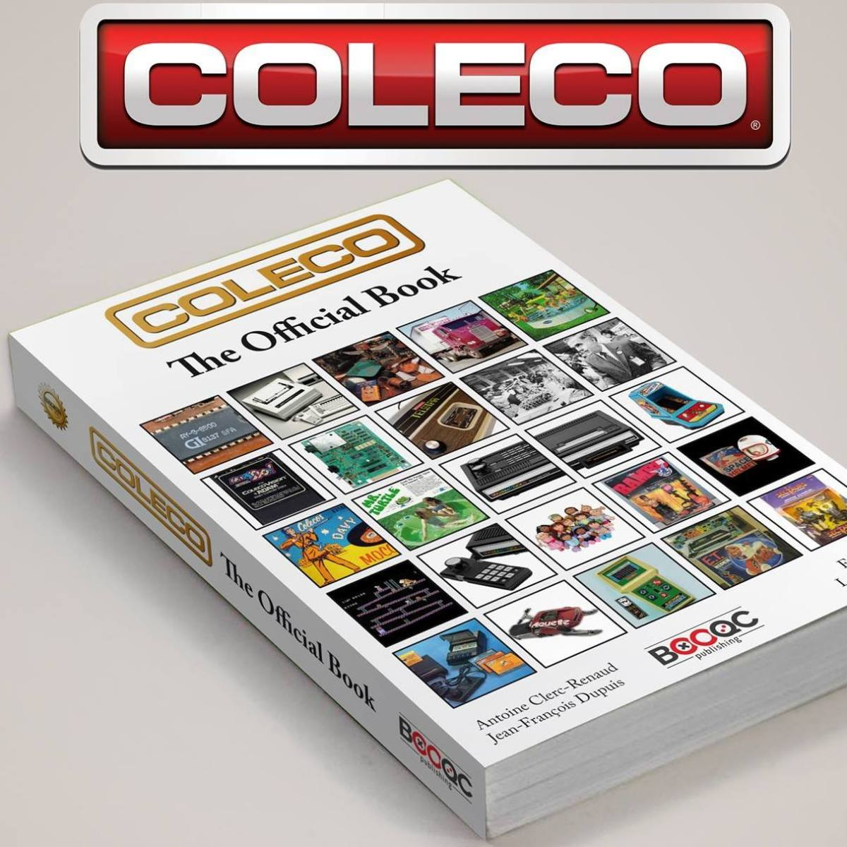 Coleco: The Official Book Review