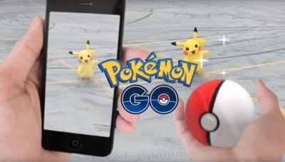 Pokemon Go from Niantic/Nintendo (VG247)