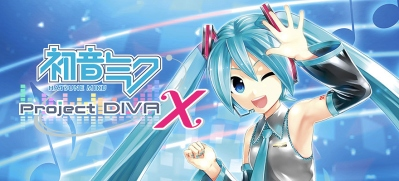 Hatsune Miku Project Diva X (Sega)