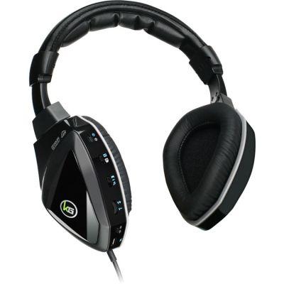 iOGEAR KALIBER Saga Gaming Surround Sound Headphones (iOGEAR)