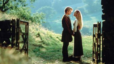 """Cary Elwes and Robin Wright in """"The Princess Bride"""" (20thCentury Fox/MGM Pictures)"""