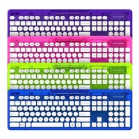PDP Rock Candy Wireless Keyboard Review: A Colorful Surprise Awaits...