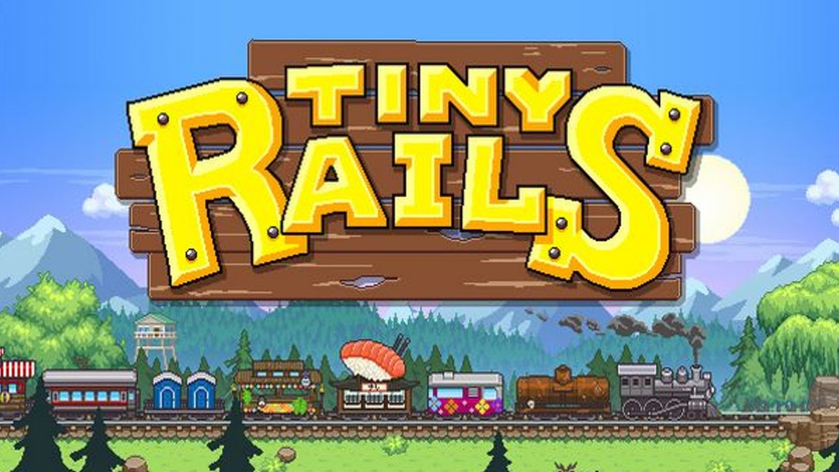 Tiny Rails Review: The Little Sim Engine That Could...