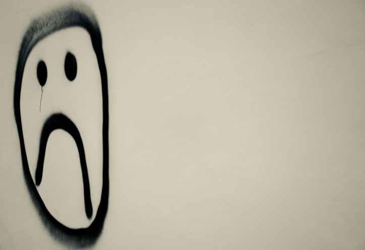 Non Smile Face